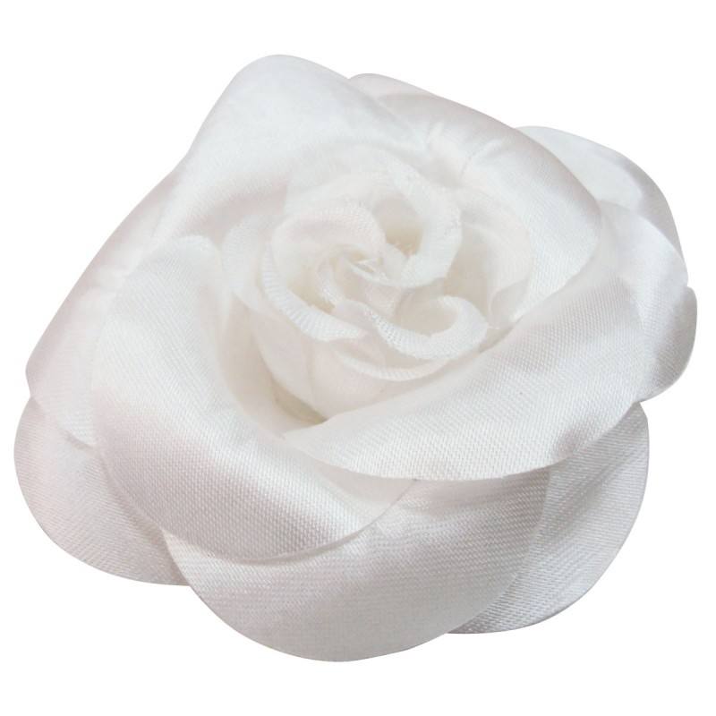 Broche mariage fleur blanche magasin grossiste en ligne - Grossiste fleurs coupees pour particulier ...