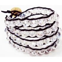 Bracelet Chan Luu blanc -pièce unique-