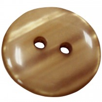20 Boutons taupes en 18 mm