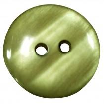 20 Boutons verts en 18 mm