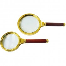 Loupe Or (3 tailles)
