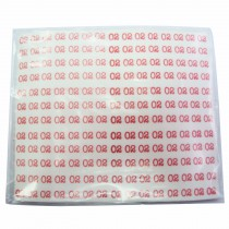 Paquet 10 x 180 puces taille 02