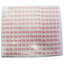Paquet 10 x 180 puces taille 04