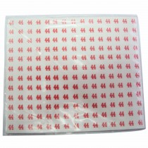 Paquet 10 x 180 puces taille 44
