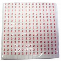 Paquet 10 x 180 puces taille 2