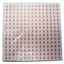 Paquet 10 x 180 puces taille 3
