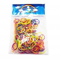 Recharge Loom Bands multicolore 200 PCS