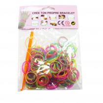 Recharge Loom Bands 200 PCS