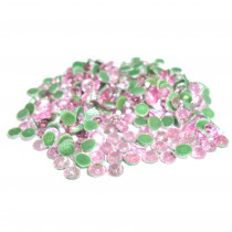 Strass hotfix cristal 2000 PCS - Rose