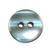 20 Boutons gris en 14 mm