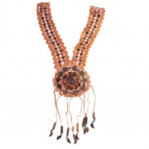 Encolure collier - Rouille