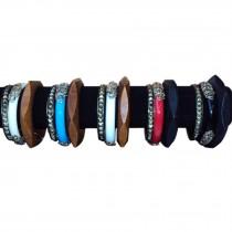 LOT de 12 bracelets ethniques