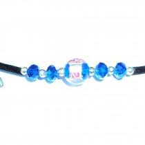 Bracelet cristal fleur
